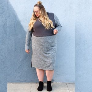 Hooded Athleisure Dress